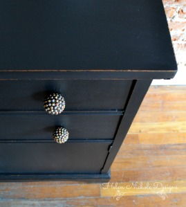 rustic brands_black buffet 4